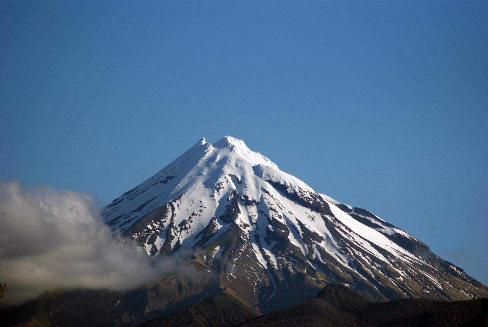 Taranaki mount