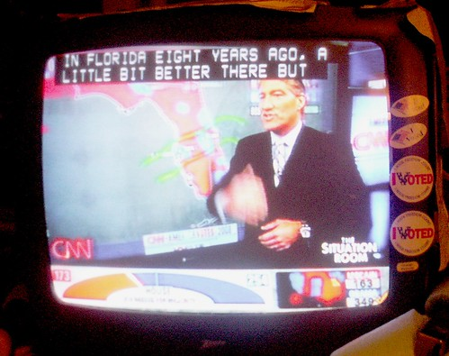 CNN Election Coverage, 2008