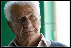 grandfather 1 (Polis Poliviou) Tags: old portrait cute male smile face smiling portraits canon greek happy eos photo eyes europe image head expression grandfather cyprus images age years granddad facial grandpapa pleasant pension pleased polis cypriot creases europian poliviou polispoliviou