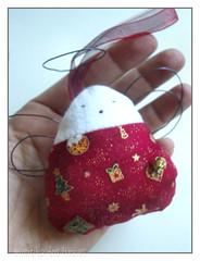 Anjinho (rosinha_dos_limoes) Tags: christmas natal handmade craft bola trabalhosmanuais