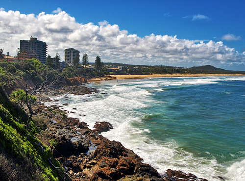 Coolum Beach - Queenland by you.
