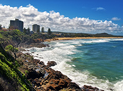 Coolum Beach - Queensland