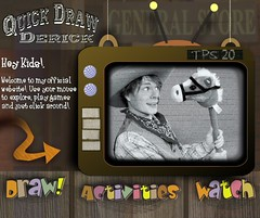 Quick Draw Derick Website Draft