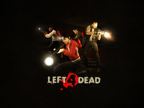Left 4 Dead wallpaper 2