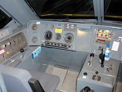 Mark 3 DVT Cab (R~P~M) Tags: uk train unitedkingdom interior cab railway dvt wrexhamshropshire