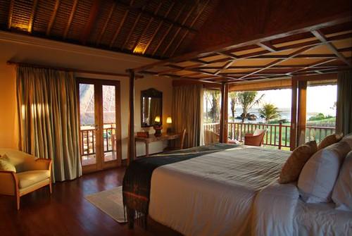 Villa Ombak Laut - Master Bed