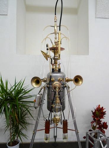 BRAGOFON-STVOL-DISTILLATOR «LIQUIDATOR» by mikhael a crest sator ArXeNeKrOHeN