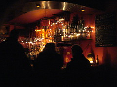 Souz Dal: Interior at the Bar