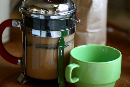 Graham Cracker Coffee