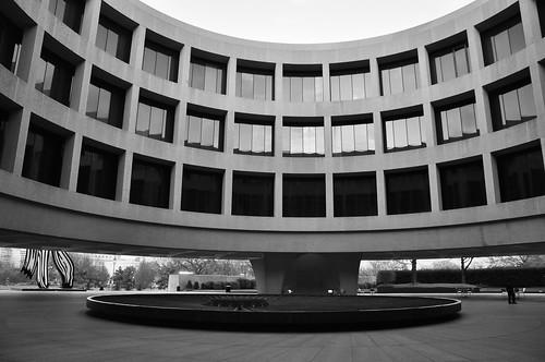 Smithsonian Hirshhorn Modern Art Museum