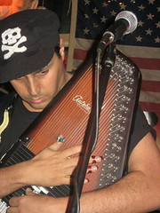 IMG_0637 (hollow sidewalks) Tags: spines hanks autoharp hankssaloon