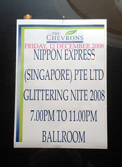 Caricature live sketching for Nippon Express Singapore Pte Ltd - 0