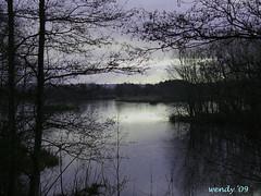 Birnie Loch (wendyforbes) Tags: trees water scotland flickr fuji view fife finepix loch birnie birnieloch digitalcameraclub aplusphoto