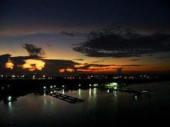 After Dark (╚ DD╔) Tags: sunset sea sun male water clouds maldives maleinternationalairport wwwvisitmaldivescom