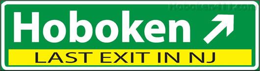 GPS Bumper Sticker 8 last exit