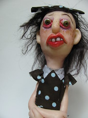 Jenny (mealy mOnster) Tags: strange weird ooak creepy ugly artdoll mealymonsterland