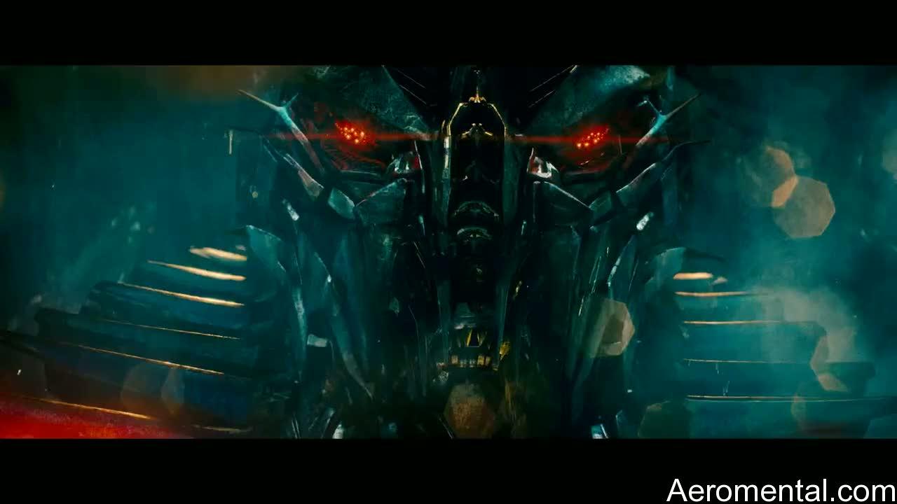 Transformers 2 rostro The Fallen