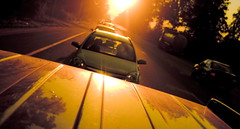 ... (Max_photoring) Tags: road sunset cars