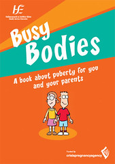 BusyBodies Sex Education Resource for Parents of 10-14 year olds