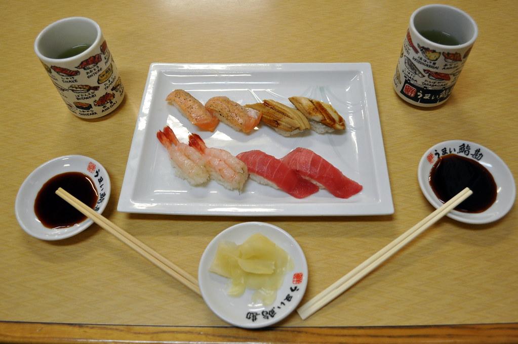 Sushi @ 6am