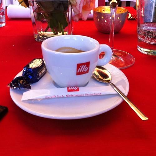 Illy Italian Coffee