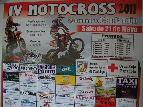 Motocross Cantalejo