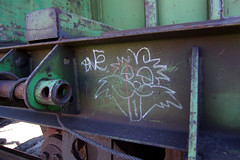 BNE (TRUE 2 DEATH) Tags: railroad streetart art train graffiti streak tag graf railcar boxcar railways hobo railfan freight freighttrain rollingstock bne moniker hobotag hobomoniker benching freighttraingraffiti