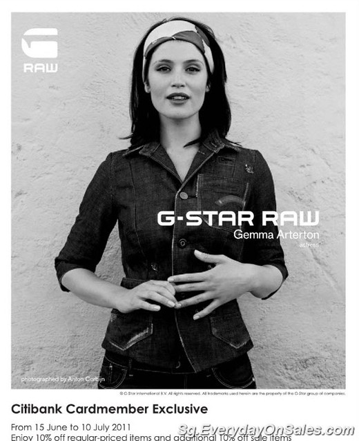 G-Star-Raw-citibank-Sale-Singapore-Warehouse-Promotion-Sales