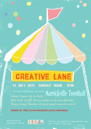 creative lane