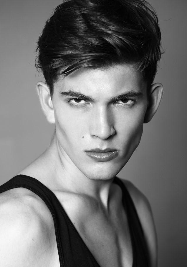 SS12 New Faces_Laszlo Ricciardi I LOVE(MODELScom)