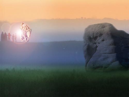 """Menhires, Signos de tiempo y mapas astronómicos de la prehistoria. • <a style=""""font-size:0.8em;"""" href=""""http://www.flickr.com/photos/30735181@N00/2294604777/"""" target=""""_blank"""">View on Flickr</a>"""
