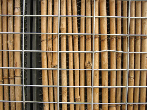 detalle paneles de bambu