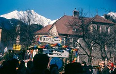 One of the Local Industries (boxelf) Tags: austria tirol parade float fasching tyrol brothel insbruck bumsen htting