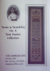 The Sampler Girl-Sense....