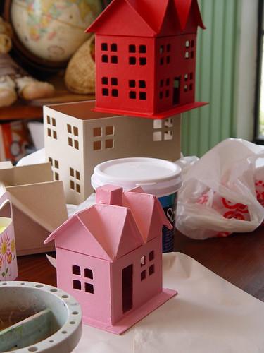 Lisa's houses