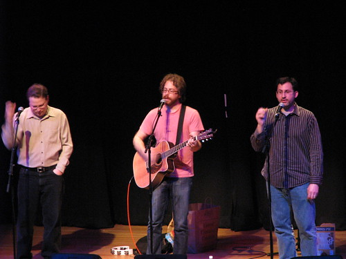 Jonathan Coulton, Paul and Storm