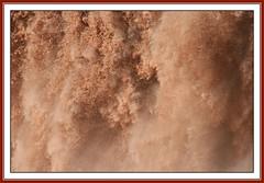 Raging Falls (Bob Palin) Tags: arizona usa water river waterfall desert 2008 grandfalls littlecolorado vogonpoetry orig:file=2008032810871 nopin