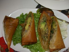 Eric's Sinful Avocado Roll