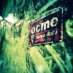 Ocme Sign