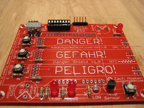 Danger Shield v1.0