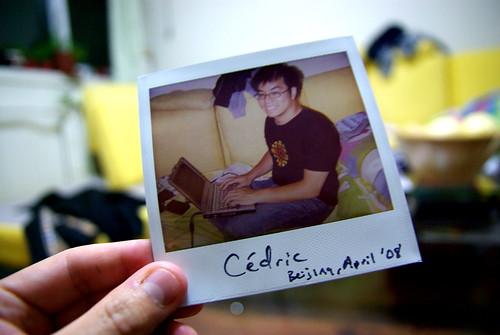 Polaroid Cedric