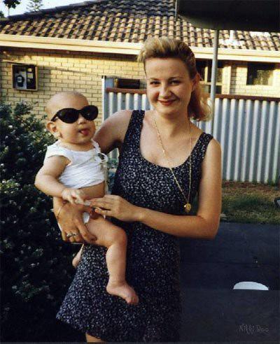 Me & Ashley 1994