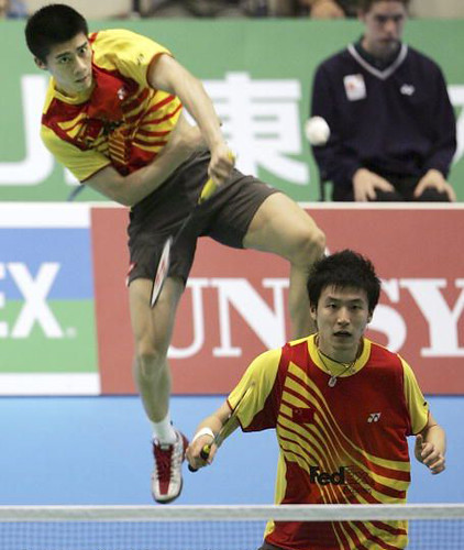 Fu  Hai Feng & Cai Yun