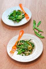 Jardinire de lgumes verts printaniers (La tartine gourmande) Tags: vegetables spring peashoots ilovegreen makingfood latartinegourmande
