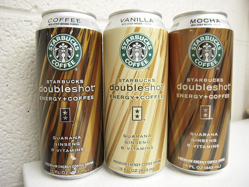 Starbucks Energy Drink Guru