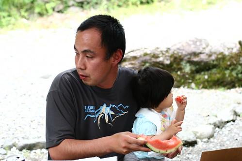 2008 6 8 日御子デイキャンプ フローレンス
