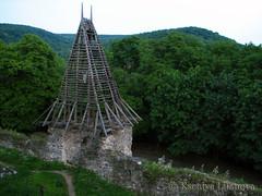 Tower (K_Liff) Tags: tree green tower castle wall ukraine zakarpattia nevicke