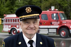 40 years of service.jpg (pass_lake) Tags: nikon nikkor firefighter 50mmf14d