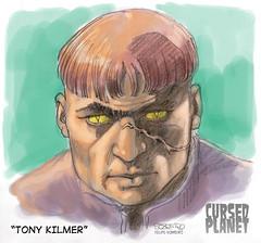 Cursed Planet: Tony Kilmer