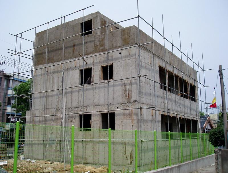 Construction site (June 11,08)